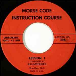Brumberger - Morse Code Instruction Course flac